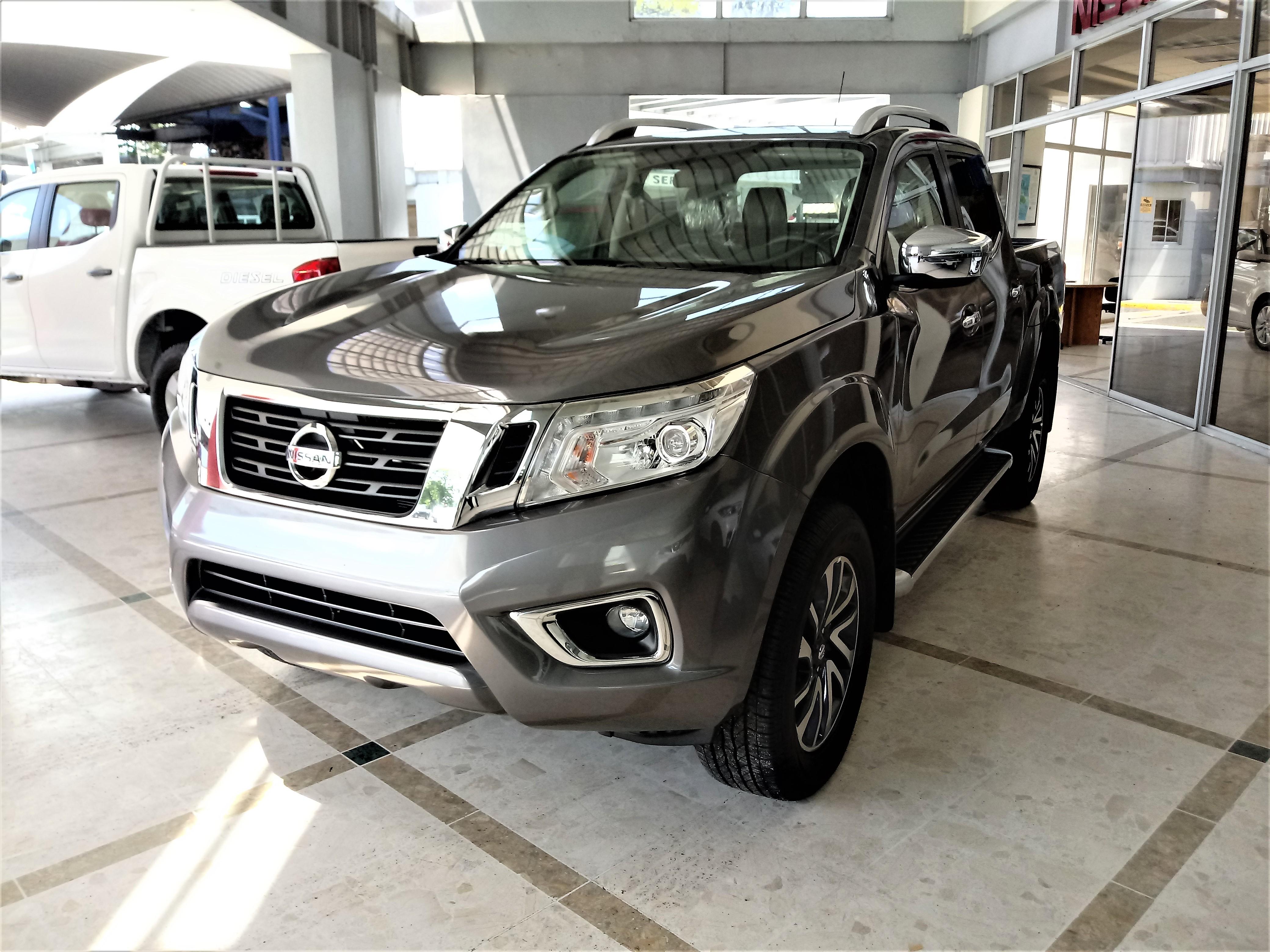 Analisis De La Nissan Frontier Np300 Pasion Sobre Ruedas