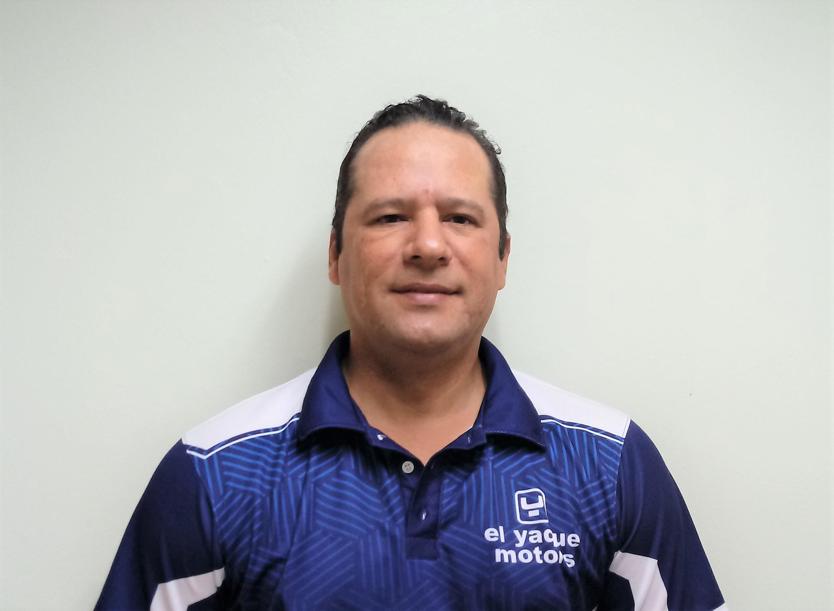 Jose Marcos Cabrera