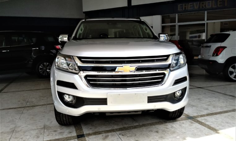 chevrolet colorado en santiago