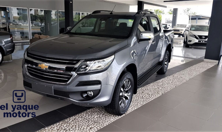 Chevrolet Colorado 2019 El Yaque Motors Srl