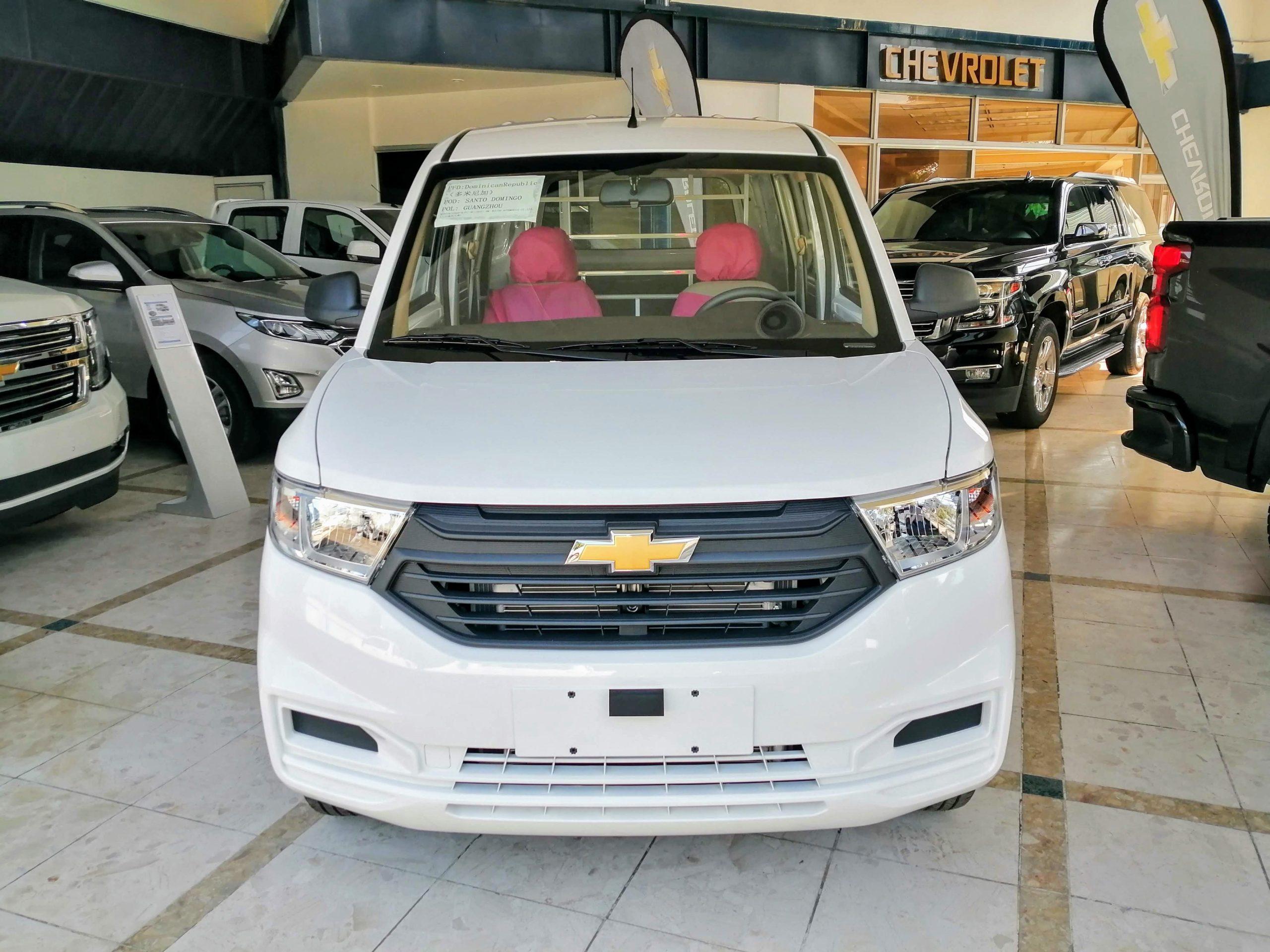 vehículos comerciales en Santiago