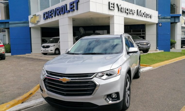 Chevroelt Traverse 2020