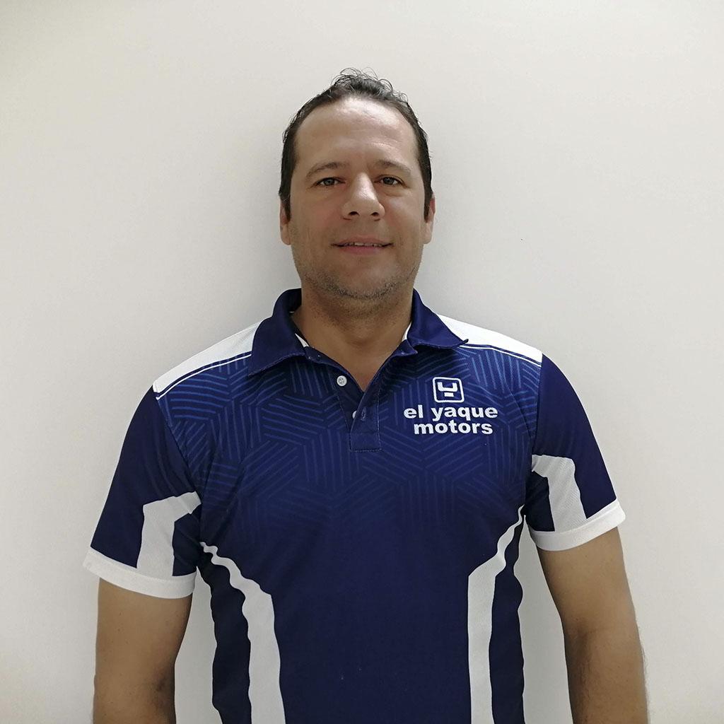 José Marcos Cabrera