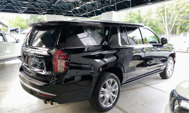nueva Chevrolet Suburban 2021