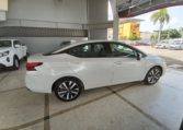 Nissan versa exclusive 2022