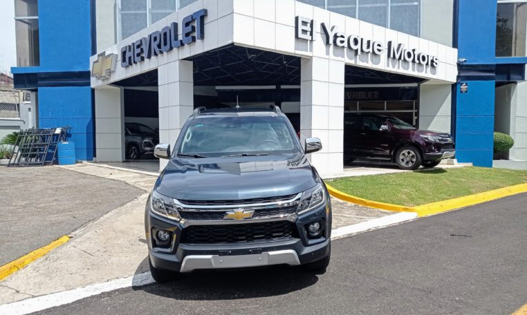 Nueva Chevrolet Colorado